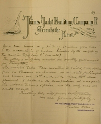 Linton-Langley correspondence-MMBC archives