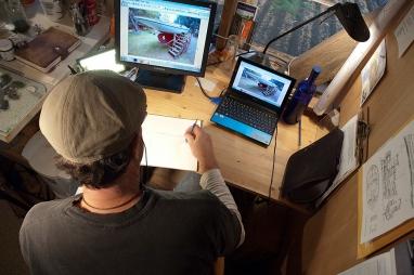 Tony overhead sketching72-Klint Burton