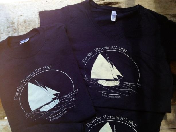 Dorothy T-shirts.jpg