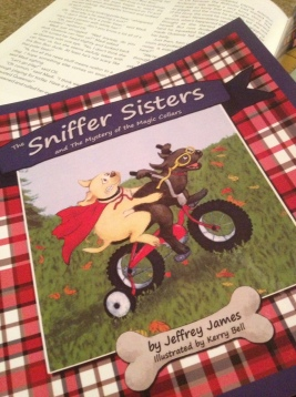 Sniffer Sisters Cover-Jeffrey James